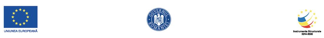 Proiect finanțat de Uniunea Europeană - logo Uniunea Europeană
